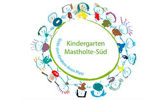 Logo Kindergarten Mastholte-Süd